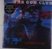 LP - The Gun Club - Lucky Jim (reissue)