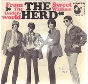 7inch Vinyl Single - The Herd - From The Underworld / Sweet William