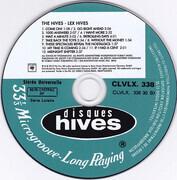 CD - The Hives - Lex Hives - Super Jewel Box