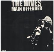 7inch Vinyl Single - The Hives - Main Offender