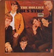 LP - The Hollies - Bus Stop - MONO USA