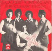 7inch Vinyl Single - The Hollies - Goodbye Tomorrow