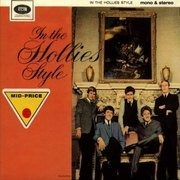 CD - the Hollies - In The Hollies Style