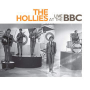 CD - The Hollies - Live At The BBC