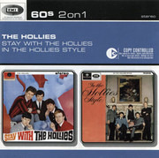 CD - The Hollies - Stay With The Hollies / In The Hollies Style