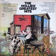 LP - The Hollies - The Hollies' Greatest Hits