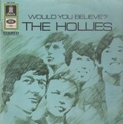 LP - The Hollies - Would You Believe? - GERMAN ORIGINAL