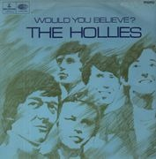 LP - The Hollies - Would You Believe? - ORIGINAL 1st UK MONO