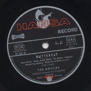 LP - The Hollies - Butterfly