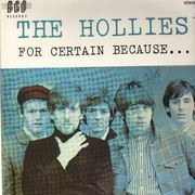 LP - The Hollies - For Certain Because...