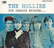 CD - The Hollies - For Certain Because...