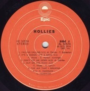 LP - The Hollies - Hollies - US