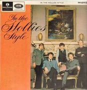 LP - The Hollies - In The Hollies Style - Original 1st UK, Mono
