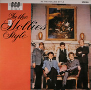 LP - The Hollies - In The Hollies Style