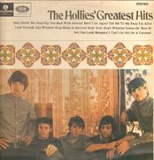 LP - The Hollies - The Hollies' Greatest Hits - Original New Zealander