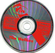 CD - The Hollies - The Hollies