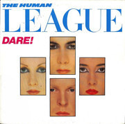 LP - The Human League - Dare!