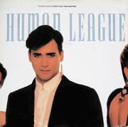 7inch Vinyl Single - The Human League - Love Is All That Matters