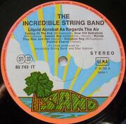 LP - The Incredible String Band - Liquid Acrobat As Regards The Air - Gatefold