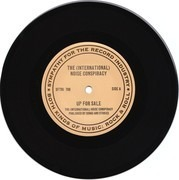 7inch Vinyl Single - The International Noise Conspiracy - Up For Sale