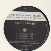 12'' - The Isley Brothers - Keep It Flowin' / Prize Possession - Promo