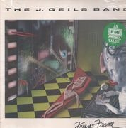 LP - The J. Geils Band - Freeze-Frame - still sealed
