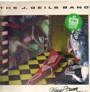 LP - The J. Geils Band - Freeze Frame - still sealed