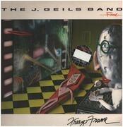 LP - The J. Geils Band - Freeze Frame
