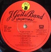 LP - The J. Geils Band - Showtime!