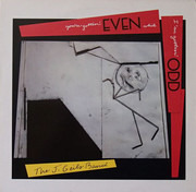 LP - The J. Geils Band - You're Gettin' Even While I'm Gettin' Odd