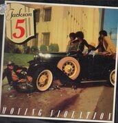 LP - The Jackson 5 - Moving Violation