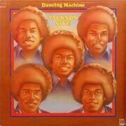 LP - The Jackson 5 - Dancing Machine