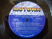 LP - The Jackson 5 - Lookin' Through The Windows - Label variation