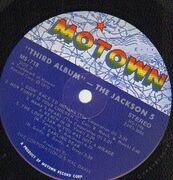 LP - The Jackson 5 - Third Album