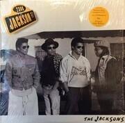 LP - The Jacksons - 2300 Jackson Street - still sealed