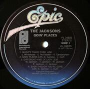 LP - The Jacksons - Goin' Places - Gatefold