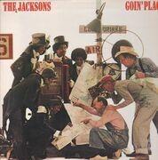 LP - The Jacksons - Goin' Places