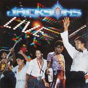 Double LP - The Jacksons - Live