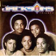 LP - The Jacksons - Triumph