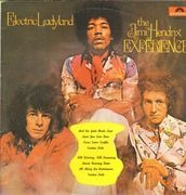 LP - The Jimi Hendrix Experience - Electric Ladyland - Israel