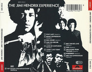 CD - The Jimi Hendrix Experience - Are You Experienced