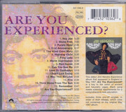 CD - The Jimi Hendrix Experience - Are You Experienced?