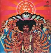 LP - The Jimi Hendrix Experience - Axis: Bold As Love - Original 1st Spanish