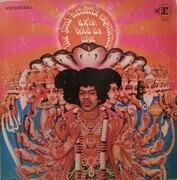 LP - The Jimi Hendrix Experience - Axis: Bold As Love - Gatefold