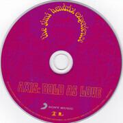 CD - The Jimi Hendrix Experience - Axis: Bold As Love