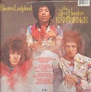 Double LP - The Jimi Hendrix Experience - Electric Ladyland - 180 Gram, Still Sealed