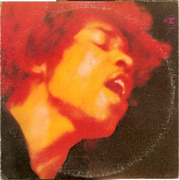 Double LP - The Jimi Hendrix Experience - Electric Ladyland - Gatefold