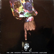 Double LP - The Jimi Hendrix Experience - Electric Ladyland - Mono Stereo