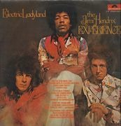 Double LP - The Jimi Hendrix Experience - Electric Ladyland