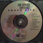 CD - The Jimi Hendrix Experience - Smash Hits